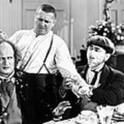 Three Stooges: Film Still Poster by Granger