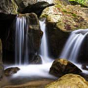 Three Waterfalls Poster