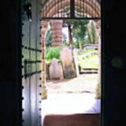 Through The Door Of St Mylor Poster