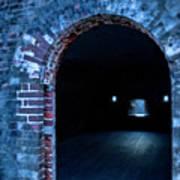 Through The Doorway Poster