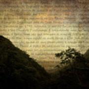 Through The Mountains Poster