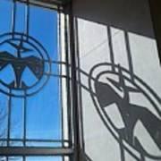 Thunderbird Motif Poster