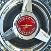 Thunderbird Rim Emblem Poster