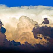 Thunderhead Cloud Poster
