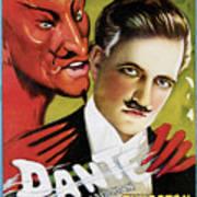 Thurston Presents Dante Poster