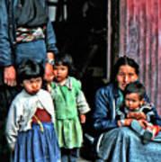Tibetan Refugees Poster