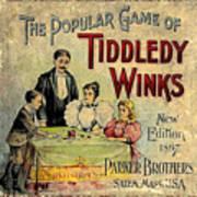 Tiddledy Winks Poster