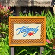 Tidepools Restaurant Poster