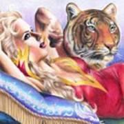 Tigeress Poster