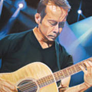 Tim Reynolds And Lights Poster