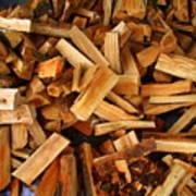 Timber Poster