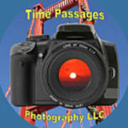 Time Passages Logo Poster