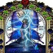 Time Travel Fairy Poster