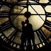Timeless Love - Golden Brown Poster