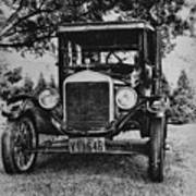 Tin Lizzy - Ford Model T Poster