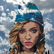 Tinashe Poster