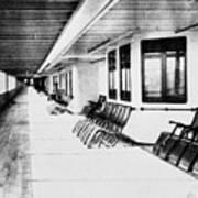 Titanic: Promenade Deck Poster