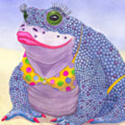 Toadaly Beautiful Poster