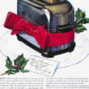 Toaster Ad, 1937 Poster
