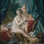 Toilet Of Venus Poster