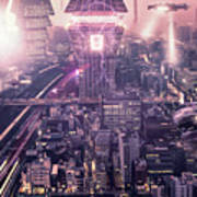 Tokyo 3017 #4 Poster