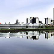 Toledo Panoramic View Poster