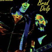 Tom And Brad In Spokane 3 Poster