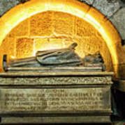 Tomb Of Dona Teresa Poster