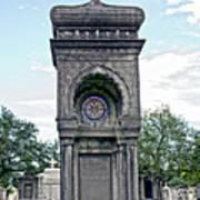 Tomb Of General P G T Beauregards Daughter Poster