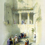 Tomb Of St. James Poster