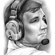 Tommy Bowden Poster