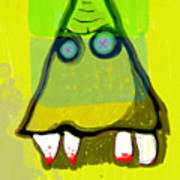 Tooth_monster_1d Poster