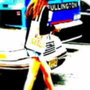 Top Model In Manhattan Poster