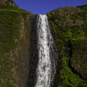 Top Of The Falls Poster
