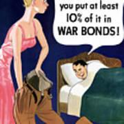 Top That -- Ww2 Propaganda Poster