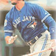 Toronto Blue Jays Troy Tulowitzki Poster