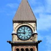 Toronto Clock Tower Poster