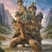 Tortoise House Poster