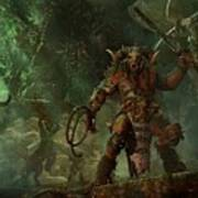 Total War Warhammer Poster