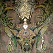 Totem Caribou  Poster