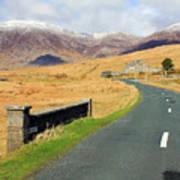 Towards The Mountain Poster