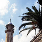 Tower In Jerusalem Poster