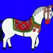 Toy Wooden Horse 1 Poster