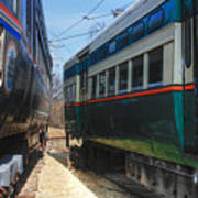 Train Series 6 Poster