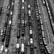 Trainyard Poster
