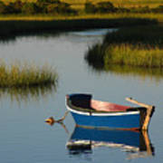 Tranquil Cape Cod Photography Poster by Juergen Roth