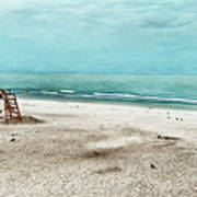 Tranquility On Tybee Island Poster