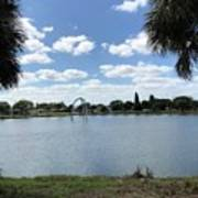 Tranquility - Port Richey, Florida Poster