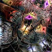Transcendence In Retrograde Poster
