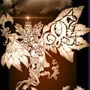Transcending Angel Poster
